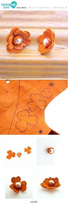 Flower Crafts , Paper Crafts for Teens , paper, craft, flower,wrap, gift, decor,blumen,basteln,bastelvorlage,tutorial diy, spring kids crafts, paper flowers, felt, fabric by fougere