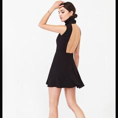 NEW-The Reformation Ille Mini Dress-XXS *Visit VeblenX.com for great discounts!      Brand: The Reformation Style: Ille Dress Size: XXS Color: Black Condition: New with tags Retail: $198 plus tax The Reformation Dresses Mini