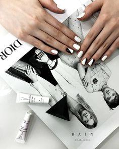 Nails design elegant fashion New Ideas Elegant Nail Art, Beauty Elegant, Nails 2017, Manicure 2017, Manicure Y Pedicure, Luxury Nails, Minimalist Nails, Super Nails, Perfect Nails