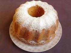 Pychaa: Waniliowa babka na oleju Pumpkin Cheesecake, Cake Cookies, Yummy Cakes, Good Food, Food And Drink, Pudding, Apple, Cooking, Desserts