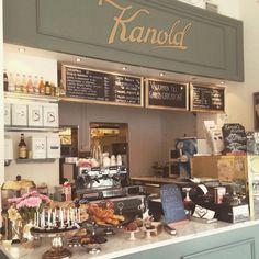 Flickorna Kanolds café - Gothenburg, Sweden