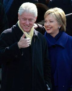 I don't care who Bill slept with, if his wife didn't mind why should anyone else.    Would love to hang with Bill and Hillary Clinton