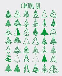 Friend christmas gifts, christmas cards handmade, christmas gifts baking …… – Famous Last Words Christmas Doodles, Noel Christmas, Christmas Crafts, How To Draw Christmas Tree, Simple Christmas Tree Drawing, Christmas Tree Pics, Christmas Pictures To Draw, Christmas Tree Sketch, Easy Christmas Drawings