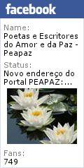 Minha página - Poetas e Escritores do Amor e da Paz