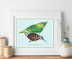 Kiwi laufvogel Nouvelle-Zélande Bird Zealand fruit Fruit Proverbes Comedy Fun T-Shirt