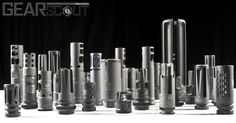 Learn the differences between muzzle devices, as well as some recommendations on the best models for your gun and end-use situation.