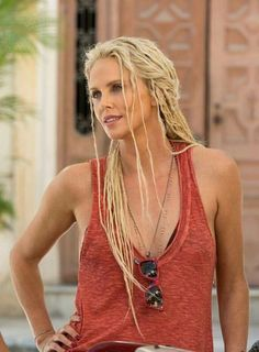 Charlize (South African hair)