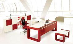 Cam Ofis Masası - http://www.hepdekorasyon.com/cam-ofis-masasi/