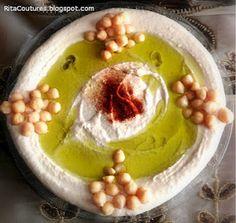 Home made hummus recipe