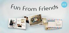 Wwwhat's new? - Aplicaciones web gratuitas » FFF (Fun From Friends) – visualiza las imágenes y vídeos de tu muro de Facebook de forma más sencilla [Android] Sistema Android, Videos, Polaroid Film, Facebook, Fun, Simple, Walls, Shapes, Fin Fun