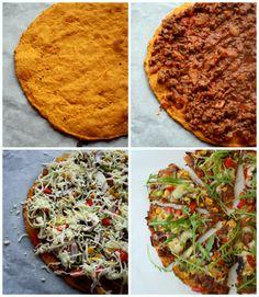 Hei alle sammen!Etter eg posta oppskrift på søtpotetpizza i starten av oktober har det definitivt...