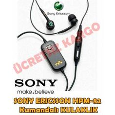 Sony Ericson HPM-82 Kumandalı Stereo Kulaklık BEDAVA KARGO 18.60 TL
