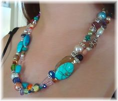 Gypsy Necklace SOLD