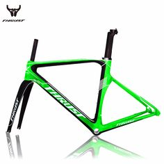 THRUST  Carbon road bike 2017 carbon fiber bicycle frame carbon road frame Blue painting bicycle parts bicicleta