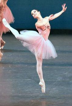 Ana Sophia Scheller, New York City Ballet.