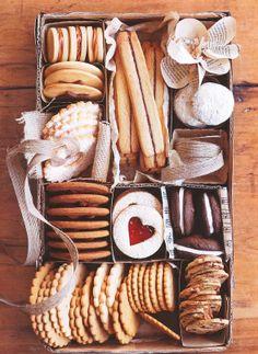 | La nostra selezione di biscotti | Piccola pasticceria italiana |