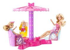 Barbie Sisters Twirl & Spin Ride Playset Only $15.77 + FREE Prime Shipping (Reg. $28)!