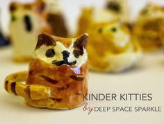 How to make a pinch pot animal by Deep Space Sparkle