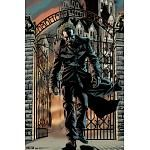 Arkham Asylum Joker Batman Comic Poster