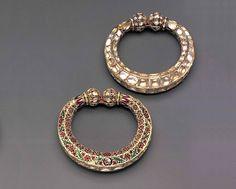 Mughal Anklets
