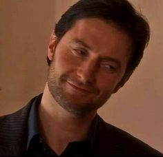 The legendary Richard Armitage charm machine working it's magic....