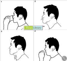 Supraglottic Swallow