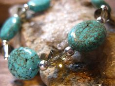 Turquoise by Carola Bartz on Etsy