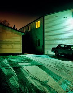 Intimate Distance ©Todd Hido
