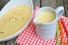 Sos de vanilie - rețeta de șodou de vanilie, custard sau crème anglaise | Savori Urbane