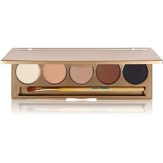 Jane Iredale Daytime Shadow Kit ($55) ❤ liked on Polyvore featuring beauty products, makeup, eye makeup, eyeshadow, beauty, belleza, cosmetics, eye shadow, jane iredale eyeshadow and mineral eyeshadow