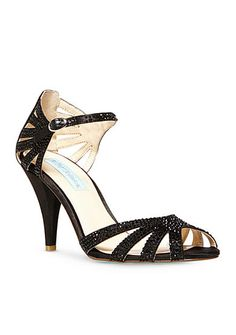 Betsey Johnson Sweet Sandal
