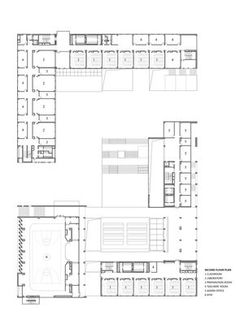 Gallery of School with an Open Space / Beijing Institute of Architectural Design 6th Division - 31