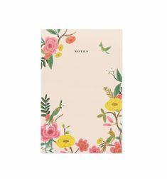 Shanghai Garden Tear-Off Notepad