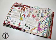 Tutorial Álbum de fotos - cuaderno de fotos 41