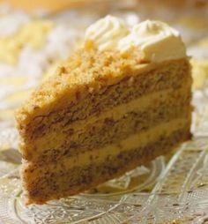 Wine Recipes, Dessert Recipes, Cooking Recipes, Desserts, Torta Recipe, Croatian Cuisine, Torte Recepti, Bread Dough Recipe, Torte Cake