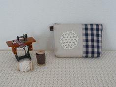 ティッシュケースつきミニポーチの作り方|ソーイング|編み物・手芸・ソーイング|ハンドメイドカテゴリ|ハンドメイド、手作り作品の作り方ならアトリエ