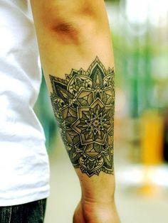 #flower #pattern #tattoo