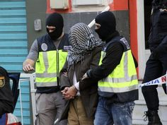 Welcome to Soul 2 Soul Mates Blog: Spanish police arrest seven on suspicion of being ...