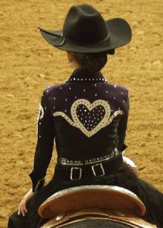 Purple and black hearts, back So cute.  Not in black though.  Do Not like black on little girls!