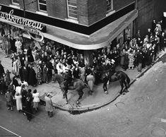Grève de Dupuis et frères en1952