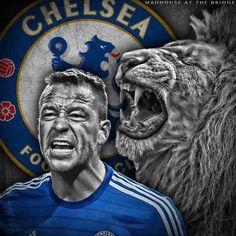 Big Cats Art, Cat Art, Chelsea Fc Wallpaper, Premier League Teams, Football Themes, Stamford Bridge, Chelsea Football, Blue Bloods, European Football