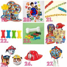 Little Wish Parties   Paw Patrol Party Ideas and Inspiration   https://littlewishparties.com
