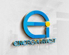 #energiainvest #logo #logomockup #logodesign #branding