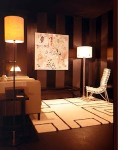 Rabih Hage is an architect and interior designer