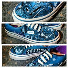 Skylander shoes