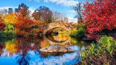 Která města jsou na podzim ještě krásnější? Ilustrační foto