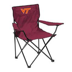 Logo Chair Inc Quad Chair - Virginia Tech University