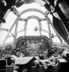 252 Squadron RAF Beaufighter cockpit at Chivenor IWM CH 17305 - Bristol Beaufighter - Wikipedia, the free encyclopedia