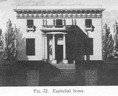 Claude-Nicolas Ledoux, Espinchal House