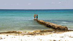 Maria la Gorda beach, Cuba. Garlictrail.com